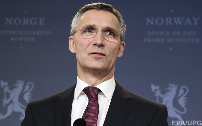 Столтенберг назвал Украину и Грузию «особо ценными партнерами НАТО»