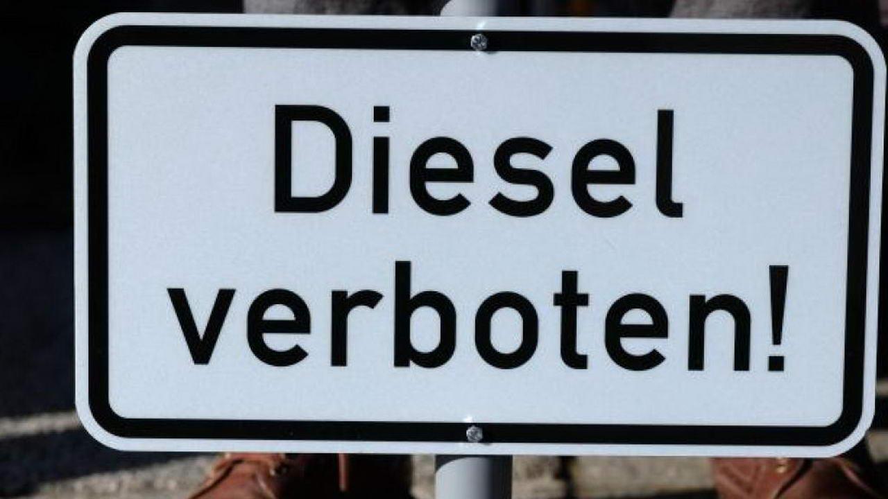 В Германии  местным властям разрешили запрещать использование дизельных автомобилей