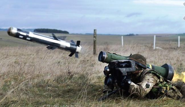 Тука рассказал, почему Украина пока не может использовать Javelin