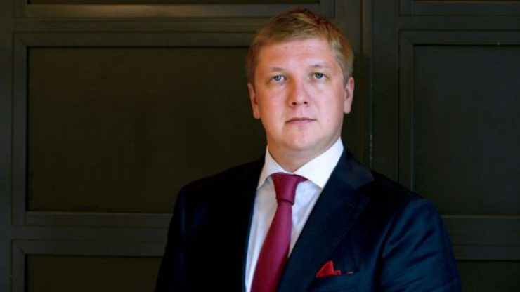 Коболев говорил в НАТО про угрозы «Северного потока-2»