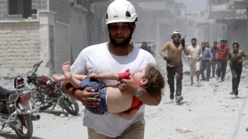 США прекратили финансирование «Белых касок» в Сирии