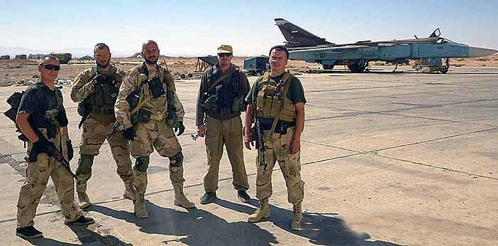 Западные СМИ указали три страны, где сейчас действуют бойцы российской ЧВК «Вагнер»