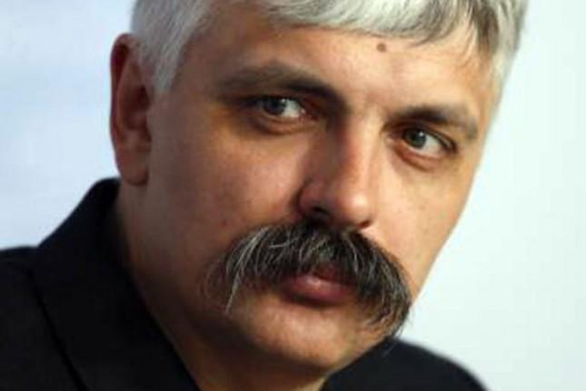 Корчинский рассказал, как будет вешать всех, кто строил Крымский мост