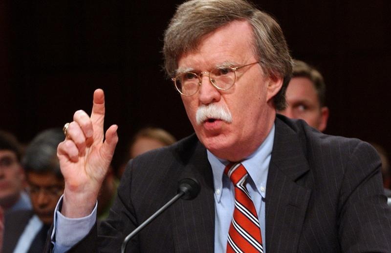 Болтон допустил введение санкций против компаний ЕС из-за Ирана