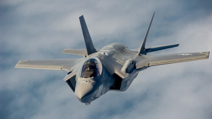 Израиль первый раз применил истребители F-35 в боевых условиях