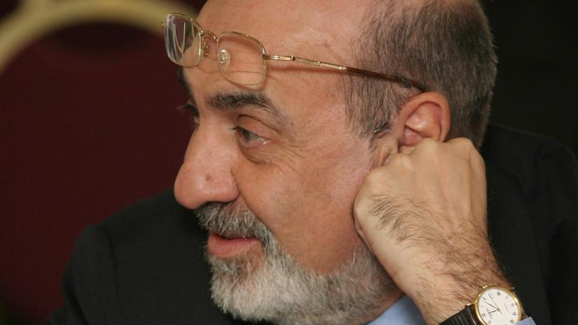 В России умер известный политолог