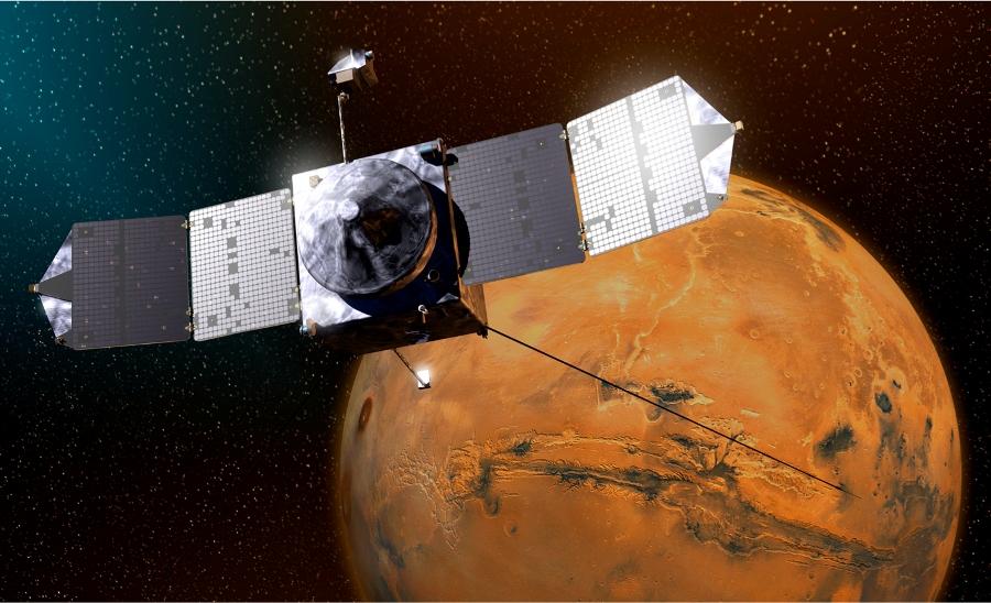 Стало известно, когда отправят миссию на Марс