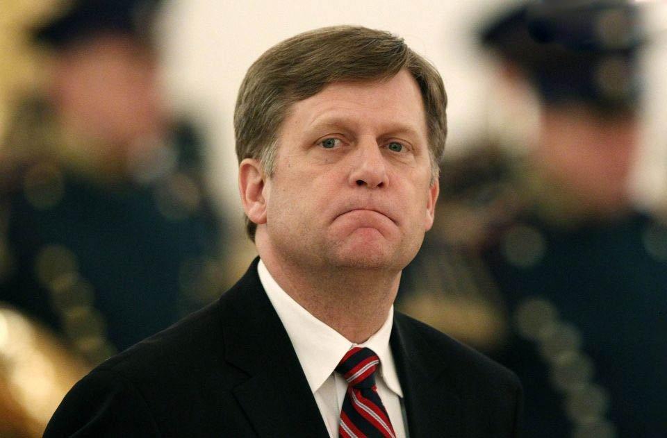 Экс-посол США Макфол призывает исключить Россию из Интерпола