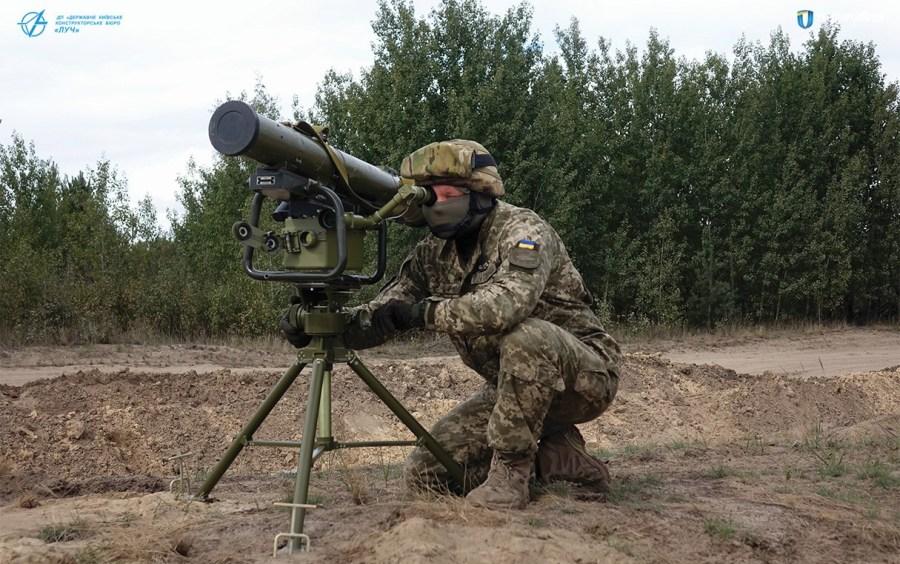 В Украине разрабатывают ПТРК третьего поколения