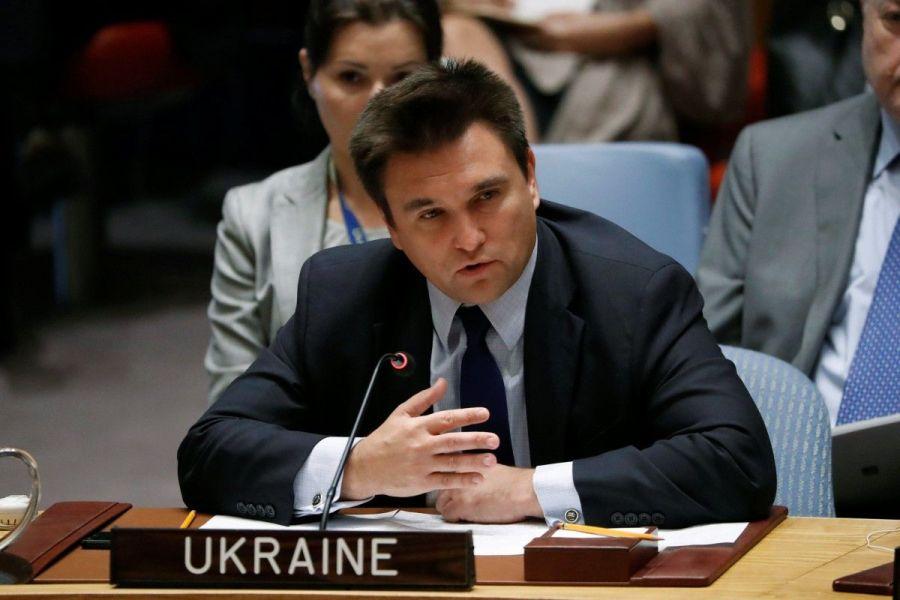 Климкин в ООН: Политические убийства — одна из тактик РФ по дестабилизации Украины