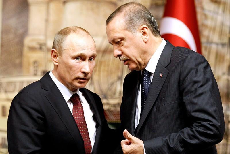 Эрдоган рассказал, какими скидками на газ Россия купила Турцию