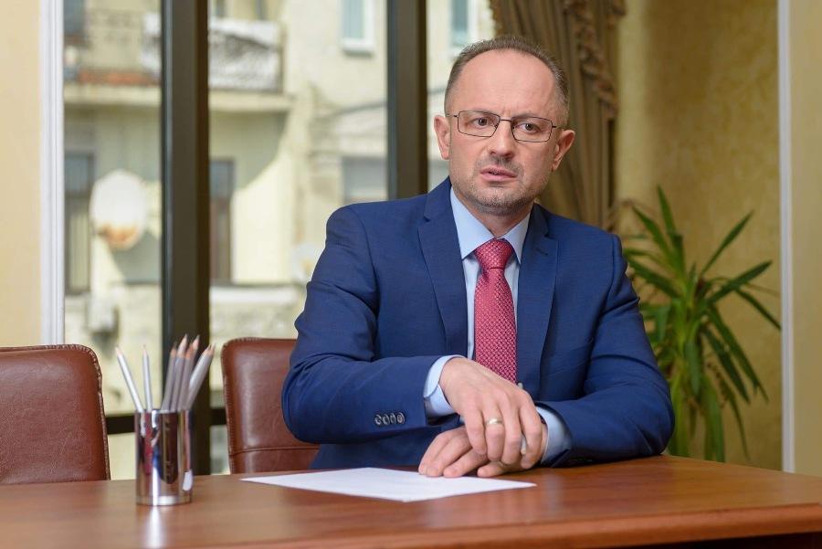 Роман Бессмертный собирается в президенты