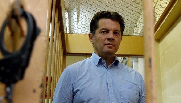 Прокурор РФ просит 14 лет колонии строгого режима для Сущенко