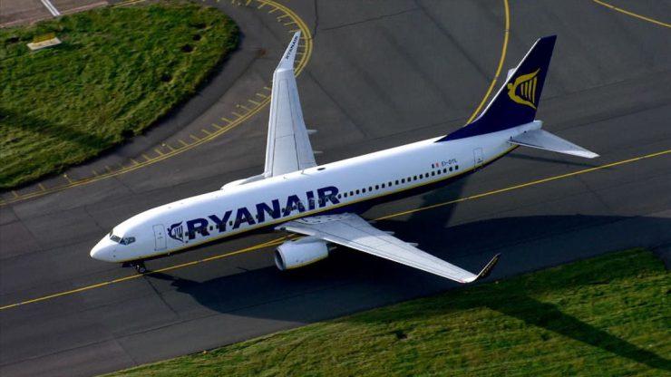 Ryanair ведет переговоры с еще пятью аэропортами в Украине