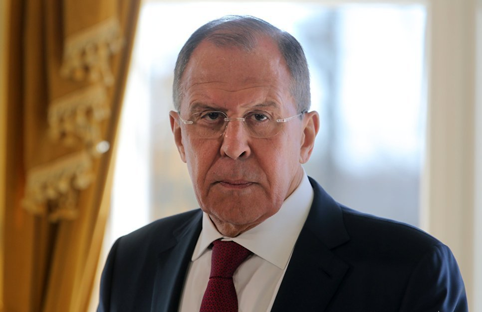 Лавров резко отреагировал на выход Украины из СНГ