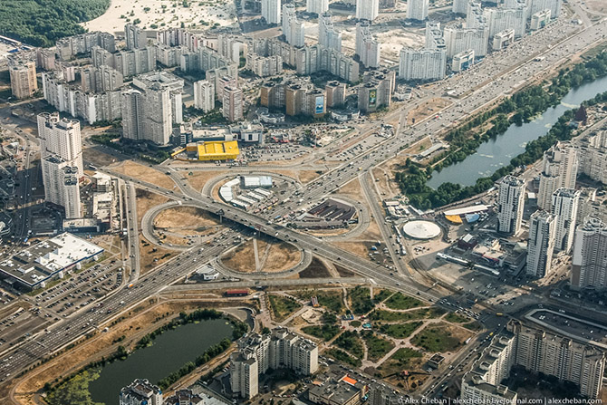 Киев вошел в тройку самых дешевых крупных городов мира
