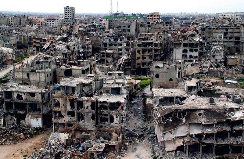 Запад Сирии переходит под полный контроль Асада — наблюдатели