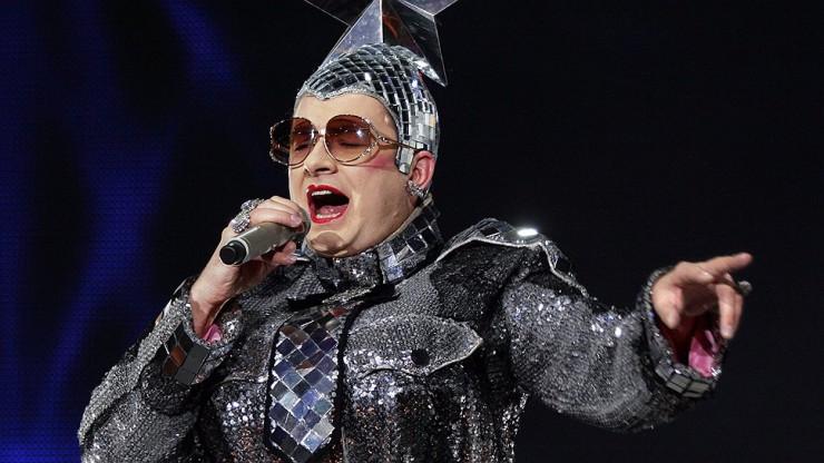 Данилко рассказал, как надо готовиться, чтобы победить на Евровидении