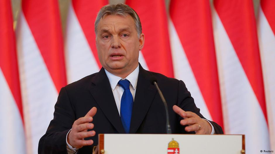 В Евросоюзе призвали Орбана не нарушать гражданские свободы