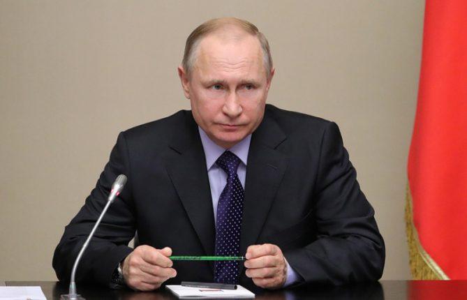 15 мая Путин приедет в оккупированный Крым открывать мост