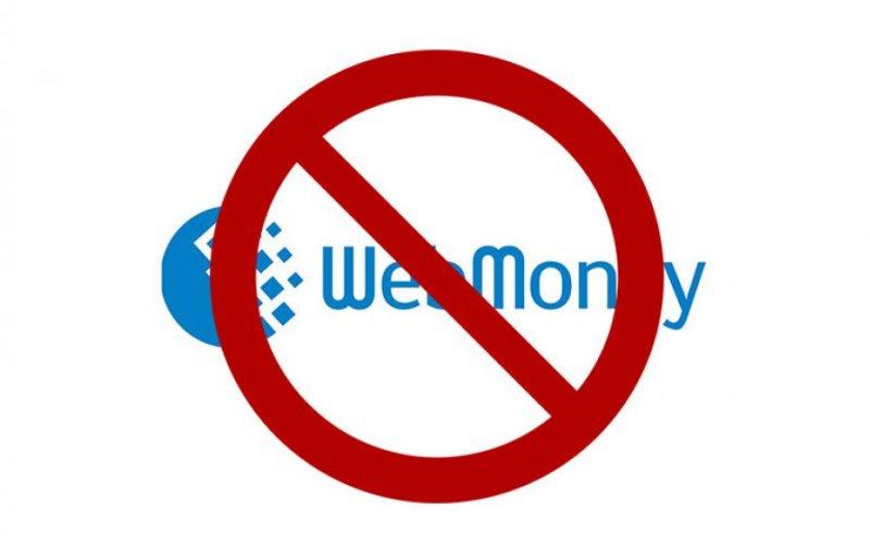 Запрет Webmoney в Украине — это пример недалекого большевизма, — Романенко