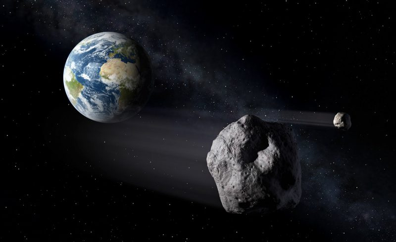 К Земле приближается «пропавший» астероид
