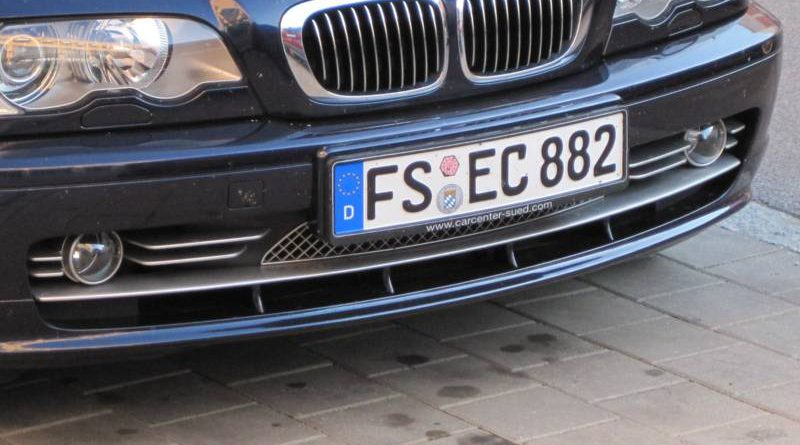 Десятки водителей евроблях получили штрафы по решению судов