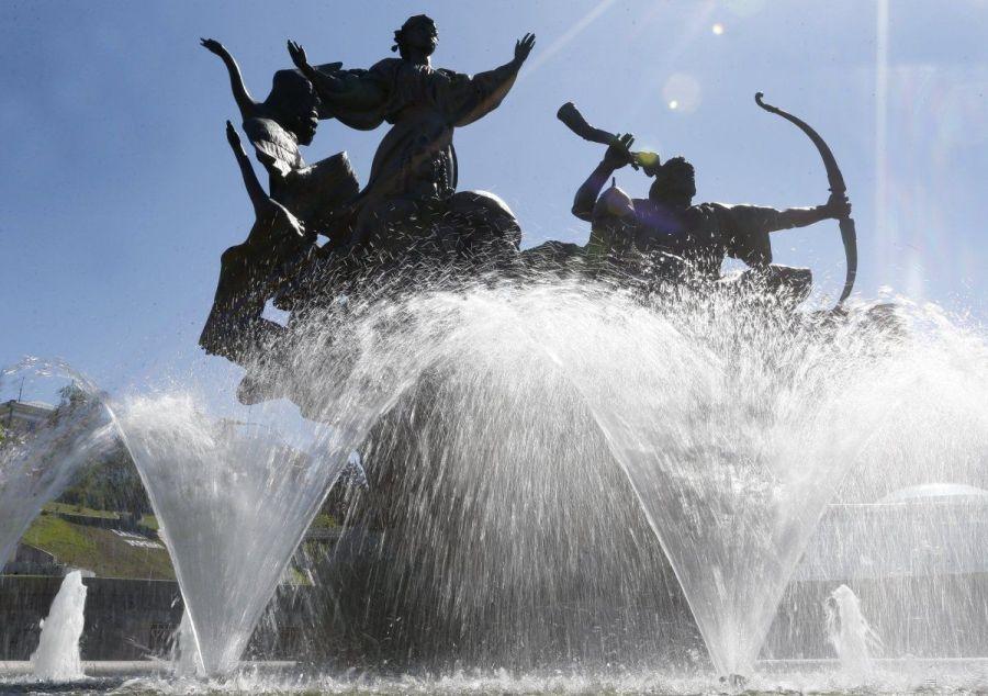 Температурный рекорд столетней давности может быть побит в Киеве в пятницу