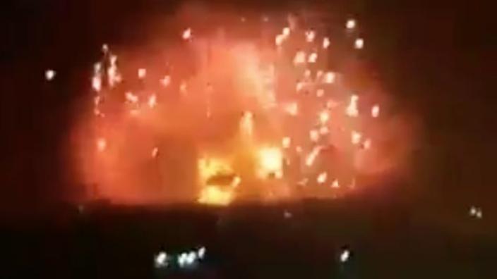 Удар складам в Сирии привел к гибели иранских военных и уничтожил 200 ракет, — The New York Times