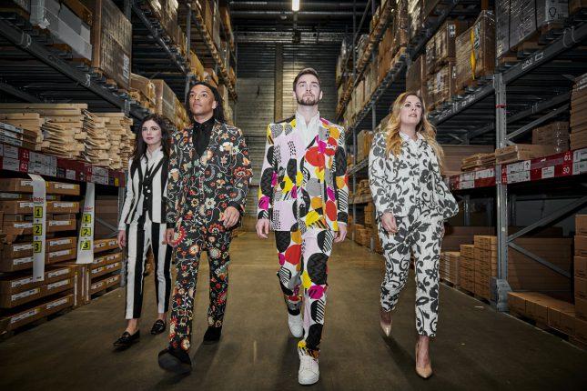 Корпорация IKEA впервые выпустила коллекцию одежды