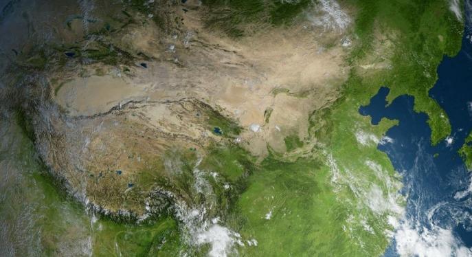 Китай строит гигантскую «фабрику дождя»