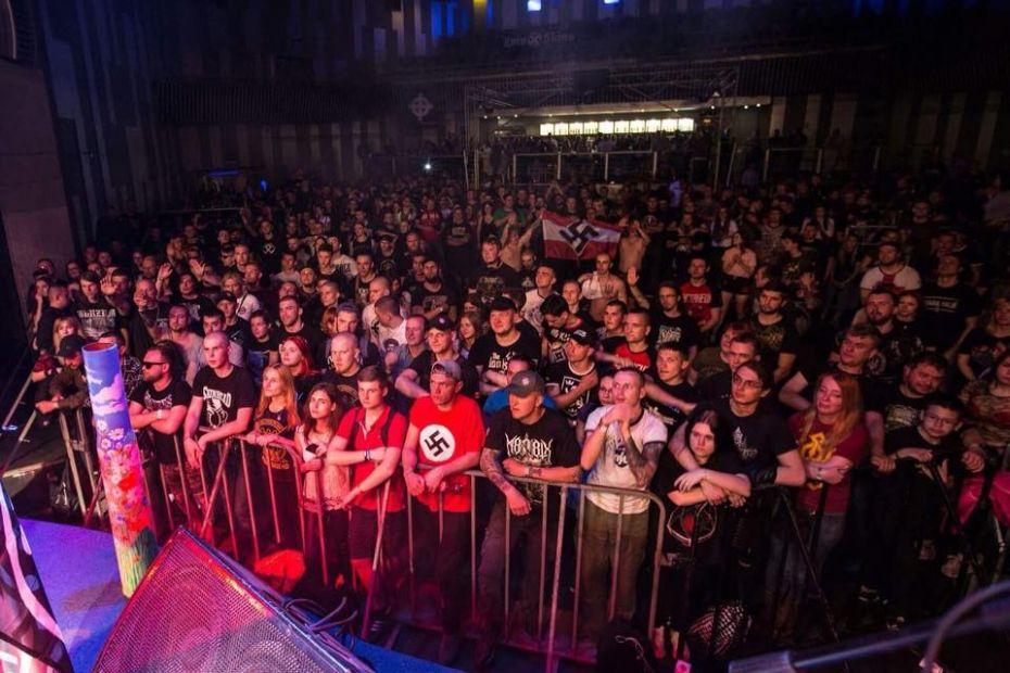 Пять лет «светит» посетителям ночного клуба в Киеве за нацистскую символику