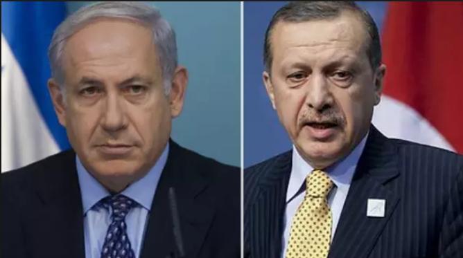 Нетаньяху и Эрдоган обменялись резкими выпадами против друг друга