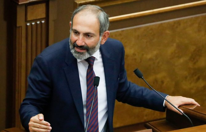 Пашинян назвал главный приоритет правительства Армении