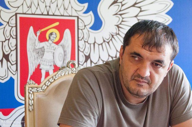Появилось видео ликвидации командира боевиков на Донбассе