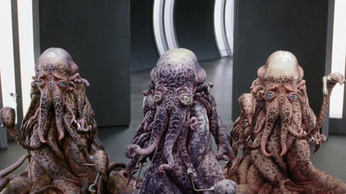 Митио Каку предположил, как выглядят инопланетяне