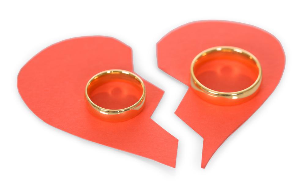 Развод повышает риск ранней смерти — ученые