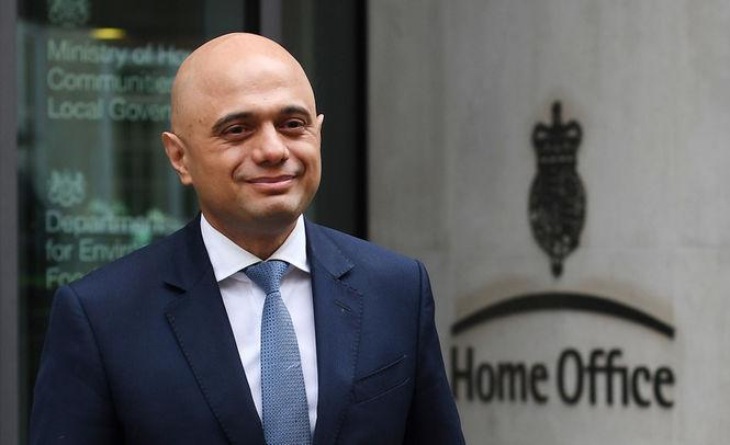Мэй назначила нового руководителя МВД Великобритании