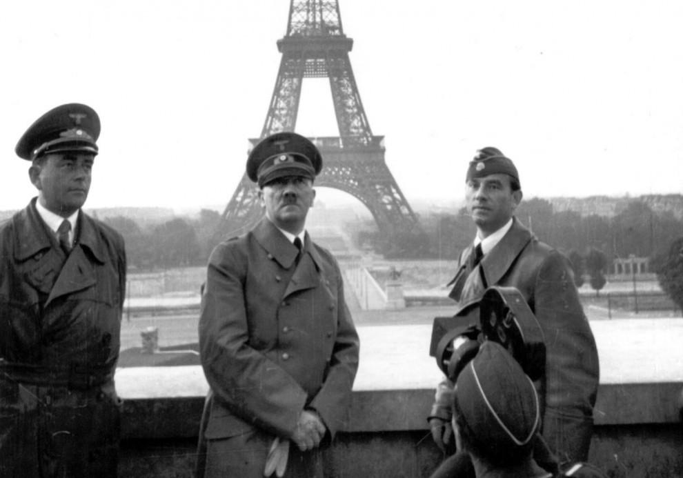 Немецкий политик назвал правление Гитлера «каплей птичьего помета»