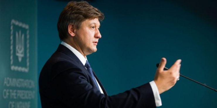 Данилюк рассказал, что нардепы уговаривали его не увольнять Насирова