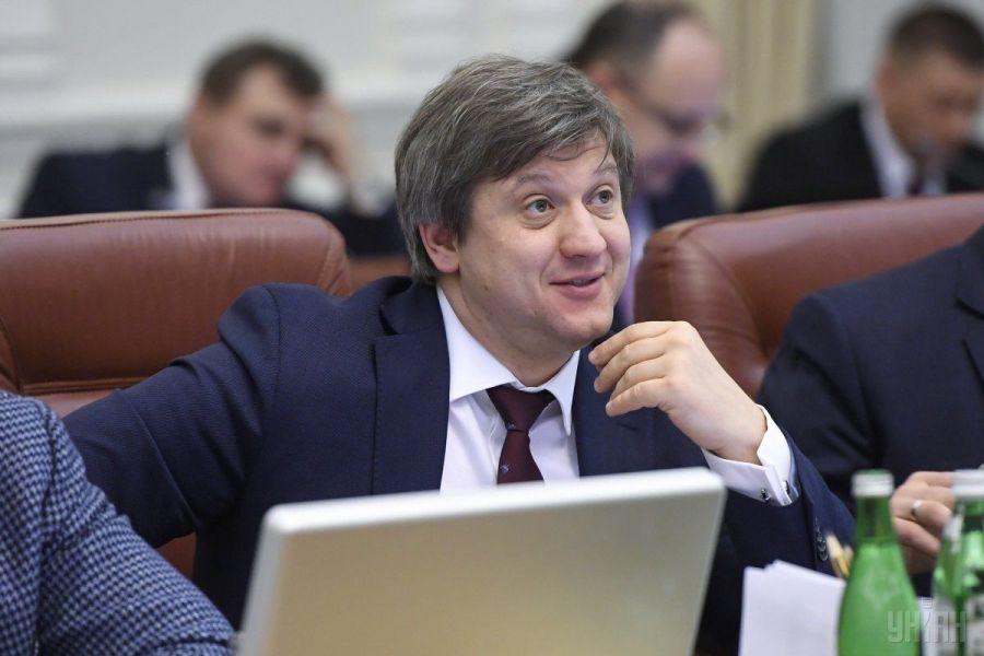Данилюк рассказал о своем разговоре с Порошенко
