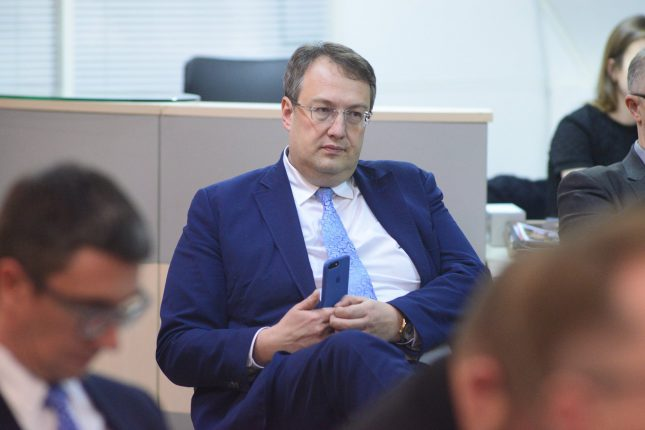 Геращенко: Конечную редакцию законопроекта об антикоррупционном суде будут готовить в ночь на 7 июня