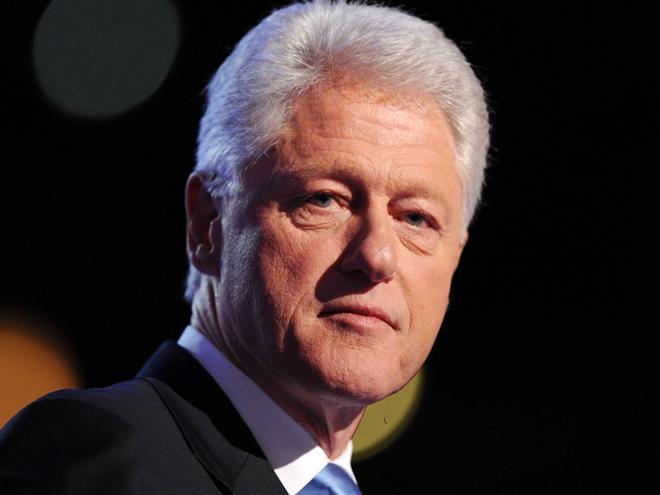 Билл Клинтон написал политический триллер, по которому снимут сериал