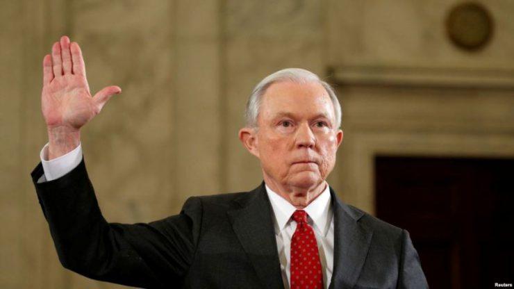 Трамп опять раскритиковал генпрокурора США в связи с «российским расследованием»