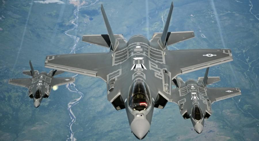 Сенат США блокирует поставки в Турцию современных F-35 из-за взаимодействия с РФ