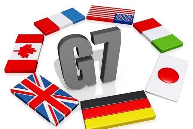 Лидеры стран G7 высказались против возвращения России в «Большую семерку»