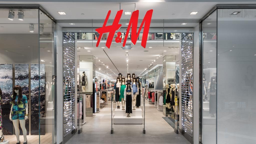 H&M назвал дату открытия первого магазина в Украине