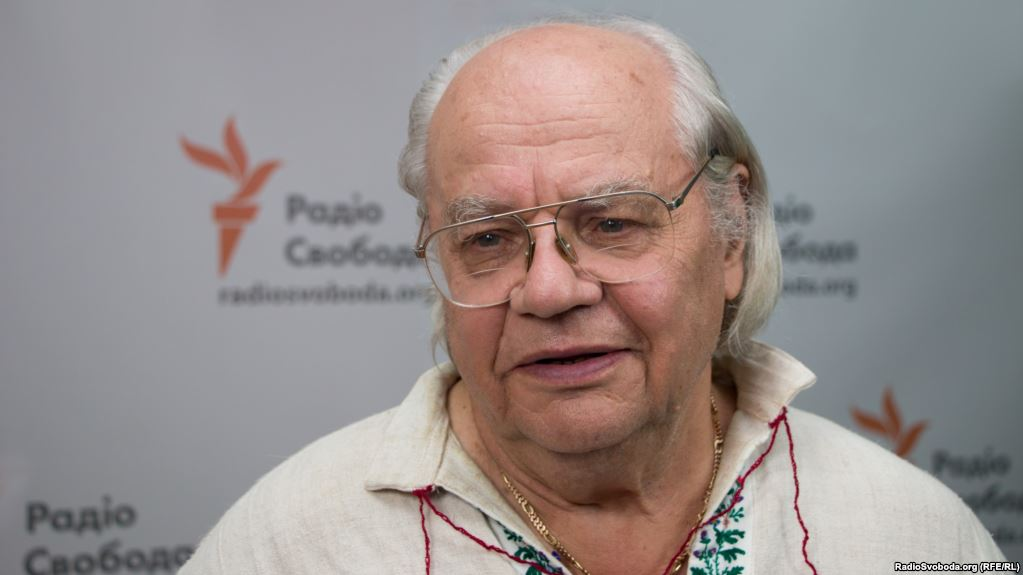 Умер поэт Иван Драч
