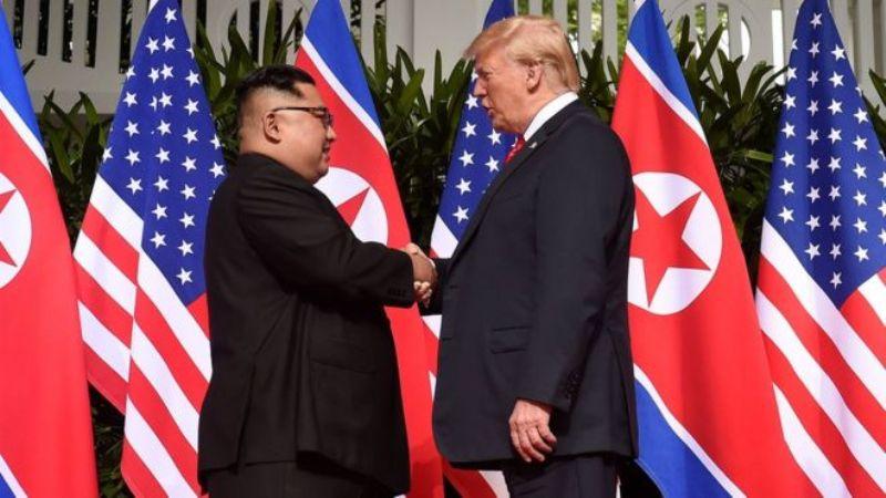 Ким Чен Ын трижды проигнорировал вопрос о ядерном разоружении