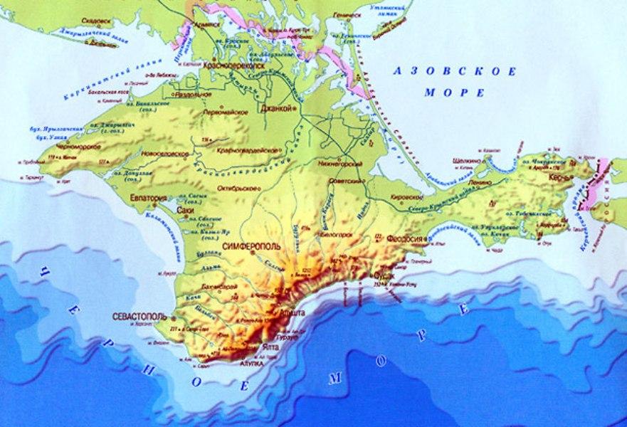 Издание The Times извинилось за карту России с Крымом